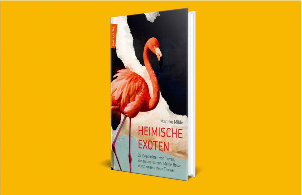 Heimische Exoten_MareikeMilde_Cover_GELB
